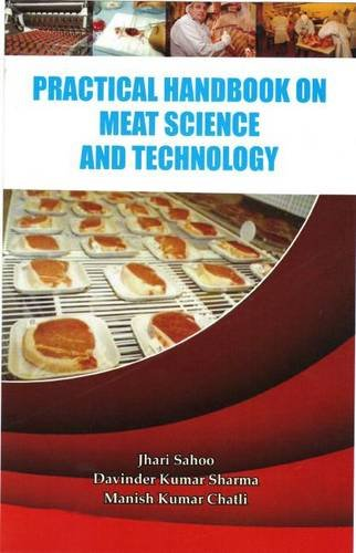9788170356769: Practical Handbook on Meat Science and Technology