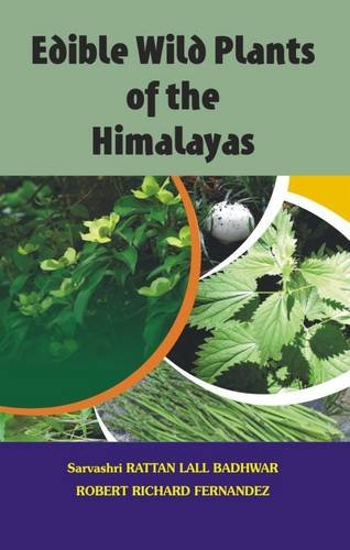 9788170356776: Edible Wild Plants of the Himalayas