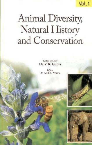 Animal Diversity: Natural History and Conservation Vol. 1