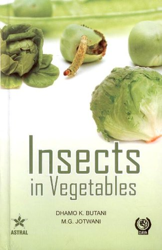 Insects in Vegetables: Dhamo K. Butani