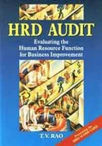 9788170368168: HRD audit: Evaluating the human resource function for business improvement