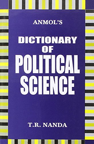 Dictionary of Political Science: T.R. Nanda