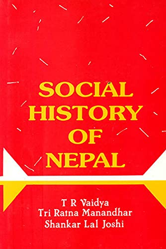 Social History of Nepal: Joshi Shankar Lal