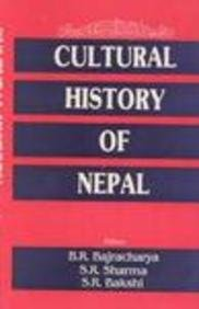 9788170418405: Cultural History of Nepal