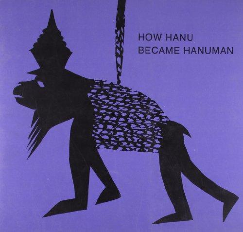 9788170461357: How Hanu Became Hanuman