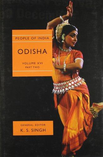 9788170462941: People of India Odisha