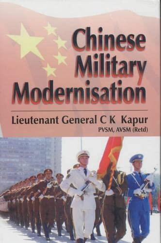 9788170491590: CHINESE MILITARY MODERNIZATION: Force Development and Strategic Capabilities