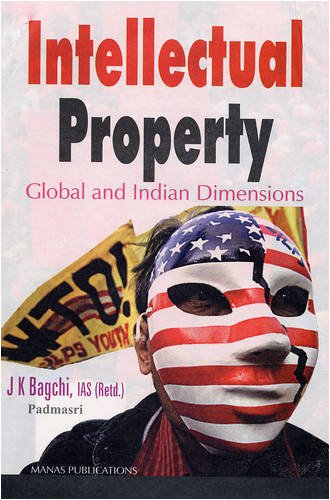 9788170493174: Intellectual Property: Global and Indian Dimensions