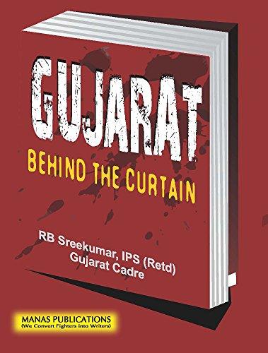 9788170495109: Gujarat Behind the Curtain