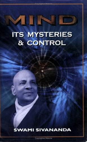 9788170520061: Mind It's Mysteries and Control