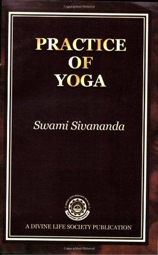 9788170520139: Practice of Yoga