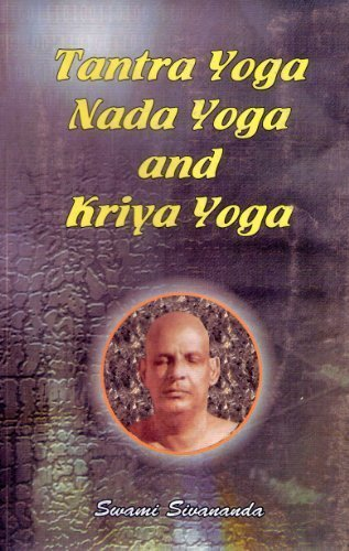 9788170520429: Tantra Yoga Nada Yoga and Kriya Yoga