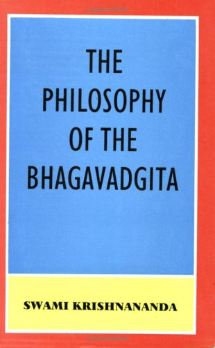 9788170520771: The Philosophy of the Bhagavadgita