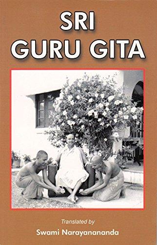 9788170520924: Sri Guru Gita