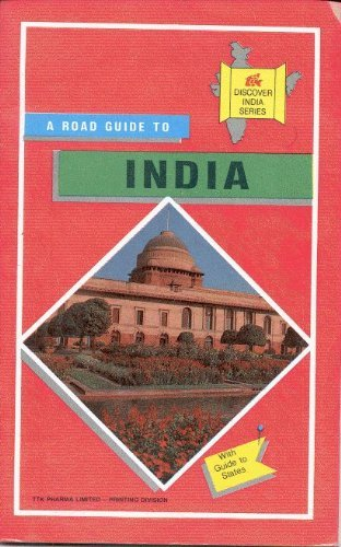 9788170530428: India, roads (TTK discover India series)