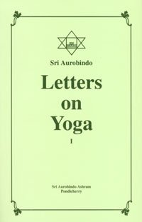 9788170580072: Letters on Yoga, Vol.I