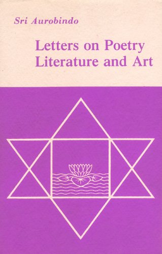 9788170580980: Letters on Poetry, Literature and Art PB