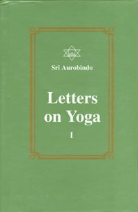 9788170584384: Letters on Yoga, Vol.I