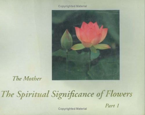 9788170586098: The Spiritual Significance of Flowers