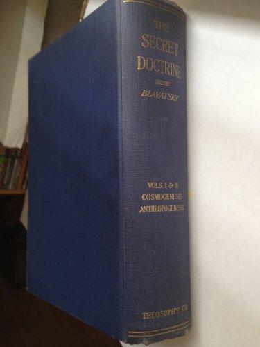 9788170590576: The Secret Doctrine