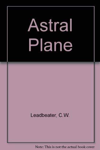 9788170590675: Astral Plane