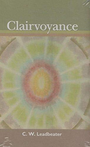 9788170591429: Clairvoyance