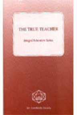 The True Teacher: Vijay Srinivasan M.S.
