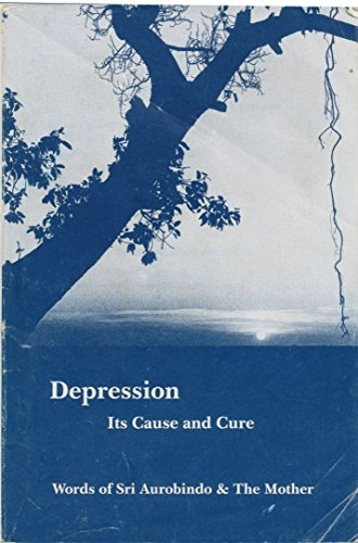 9788170601913: Depression - Its Cause and Cure