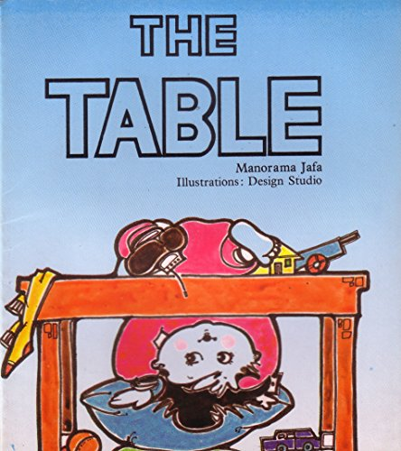 The Table (English) (Paperback or Softback): Jafa, Manorama