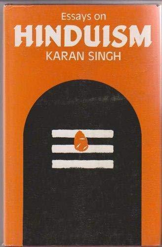 9788170701002: Essays on Hinduism