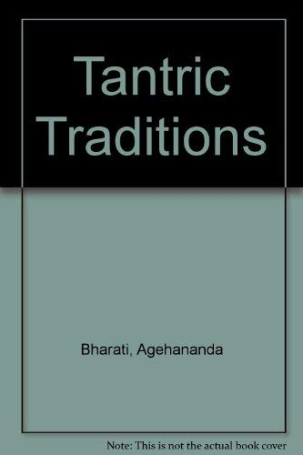 9788170750222: Tantric Traditions
