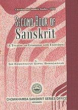 9788170800491: Second Book of Sanskrit