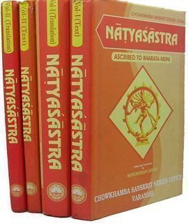 Natyasastra (A Treatise on Ancient Indian Dramaturgy and Histrionics) Ascribed to Bharata-muni, 2 ...