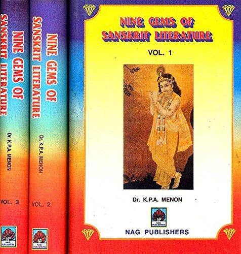 Nine Gems of Sanskrit Literature (Introduction, Text,: K.P.A. Menon
