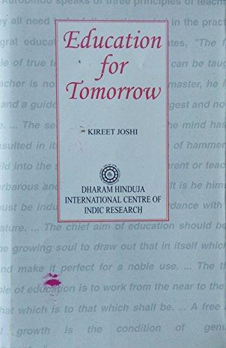 Education for Tomorrow: Joshi Kireet