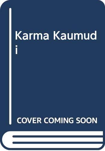 Karma Kaumudi: Dr. Brijesh Kumar