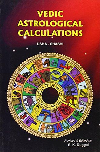 Vedic Astrological Calculations: Usha and Shashi