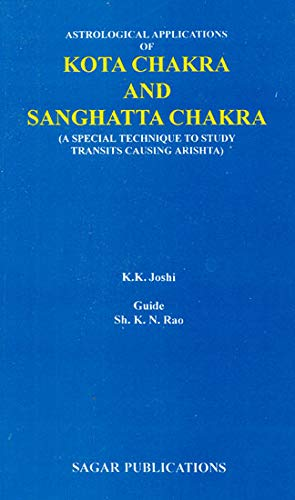 Astrological Applications of Kota Chakra and Sanghatta: K.K. Joshi
