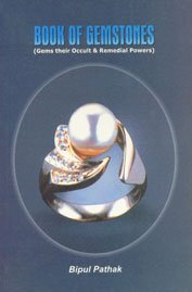 9788170820628: Book of Gemstones (Gems Their Occult & Remedial Powers)