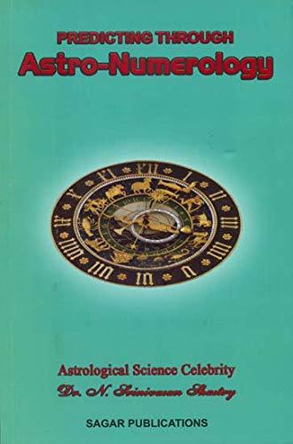 9788170820734: Predicting Through Astro-Numerology