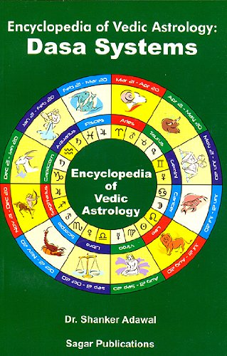 9788170821205: Encyclopedia of Vedic Astrology: Dasa Systems