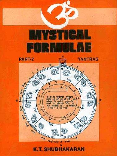 9788170821700: Mystical Formulae Part-2 Yantra
