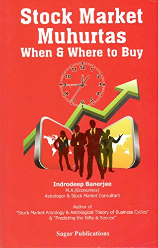 Stock Market Muhurtas When & Where to: Indrodeep Banerjee