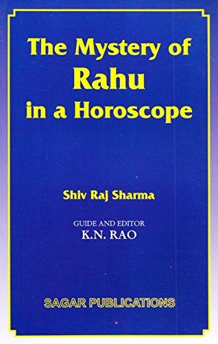 Mystery of Rahu in Horoscope: Shivaraj Sharma