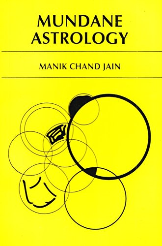 Mundane Astrology: M.C. Jain