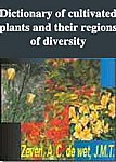 9788170891444: Dictionary of Cultivated Plants and Their Regions of Diversity