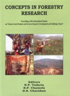 Concepts in Forestry Research : Proceedings of: D S Chauhan