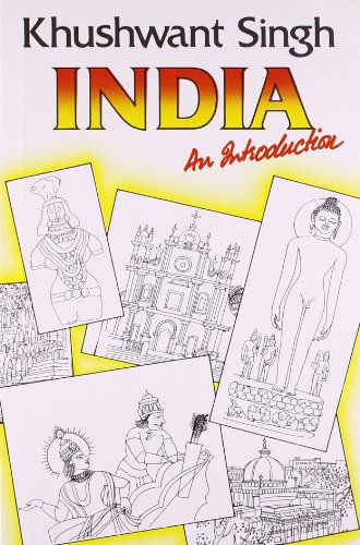 India: An Introduction: Khushwant Singh