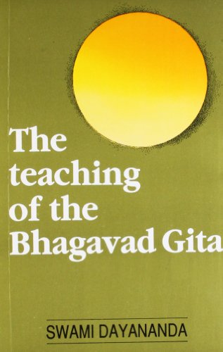 9788170943952: The Teaching of the Bhagavad Gita