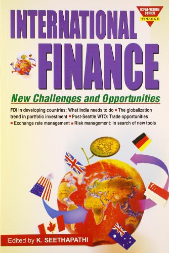 International Financial: New Challenges & Opportunities